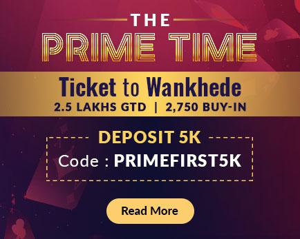 Prime Time Offer