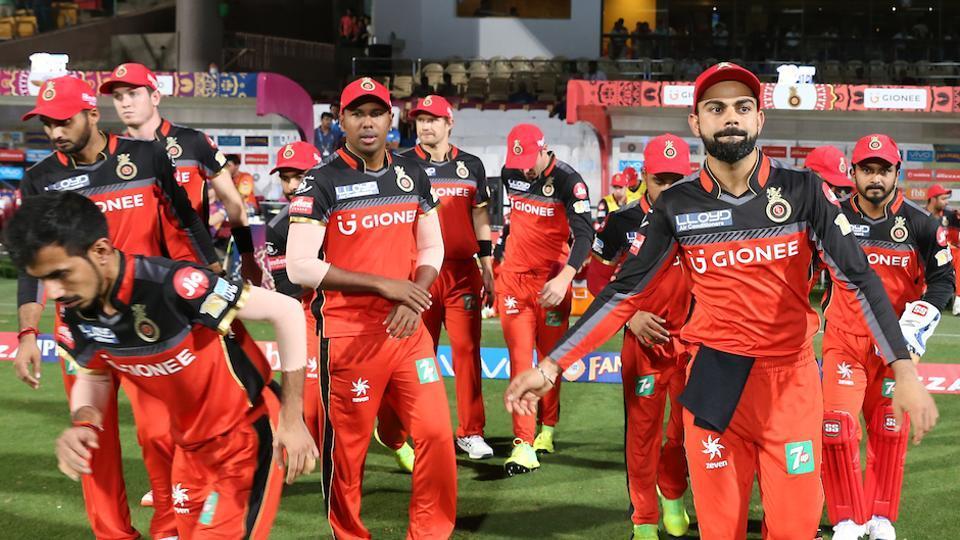 Royal Challengers Bangalore IPL Squad 2018