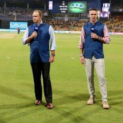 Commentators of VIVO IPL 2018