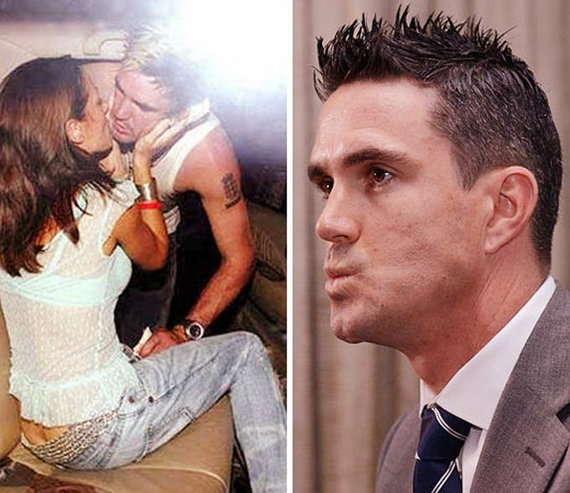 Kevin Pietersen Vanessa Nimmo sex