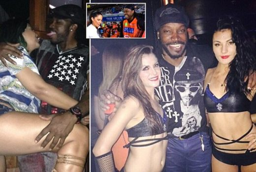 chris gayle sex scandal