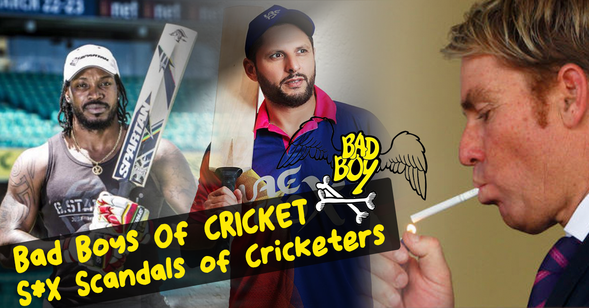 Sex Scandals of Cricketers