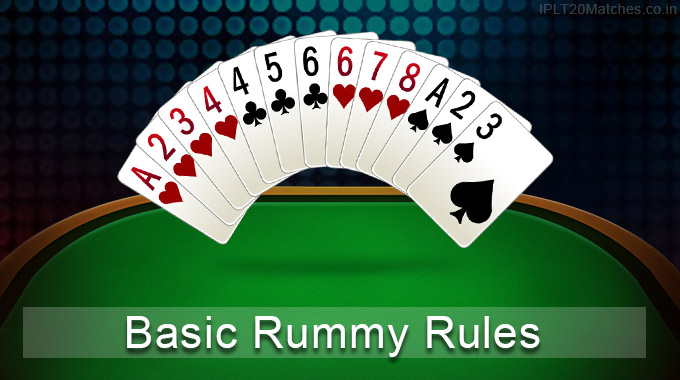 Basic Rummy Rules