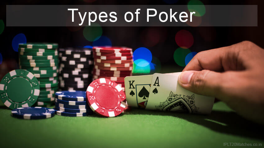 Types of Poker