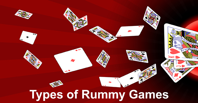 Types of Rummy Card Game
