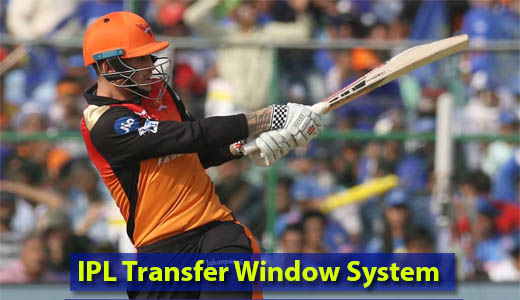 IPL Transfer Window feature