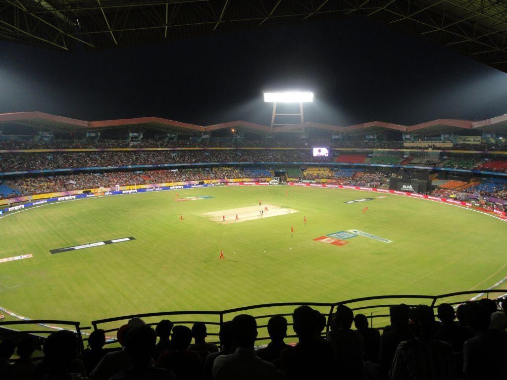 Jawaharlal Nehru Stadium (Kochi)