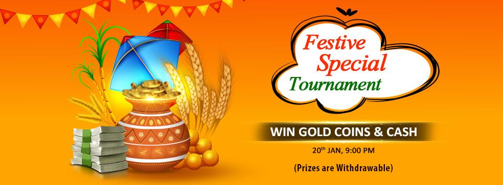 Festive special tournament