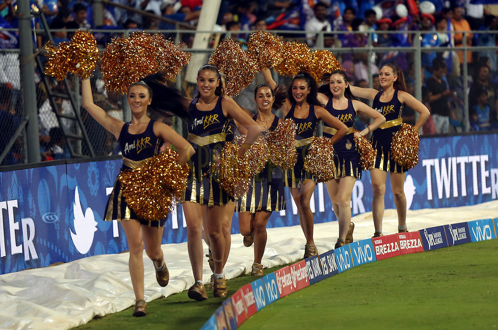 Kolkata Knight Riders Cheerleaders