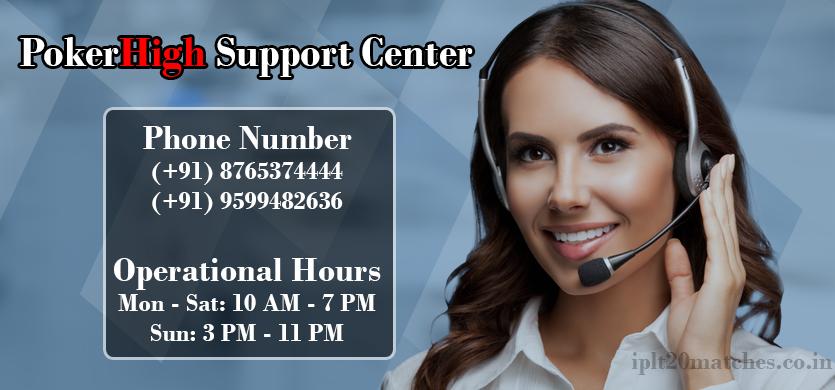 PokerHigh Support Center