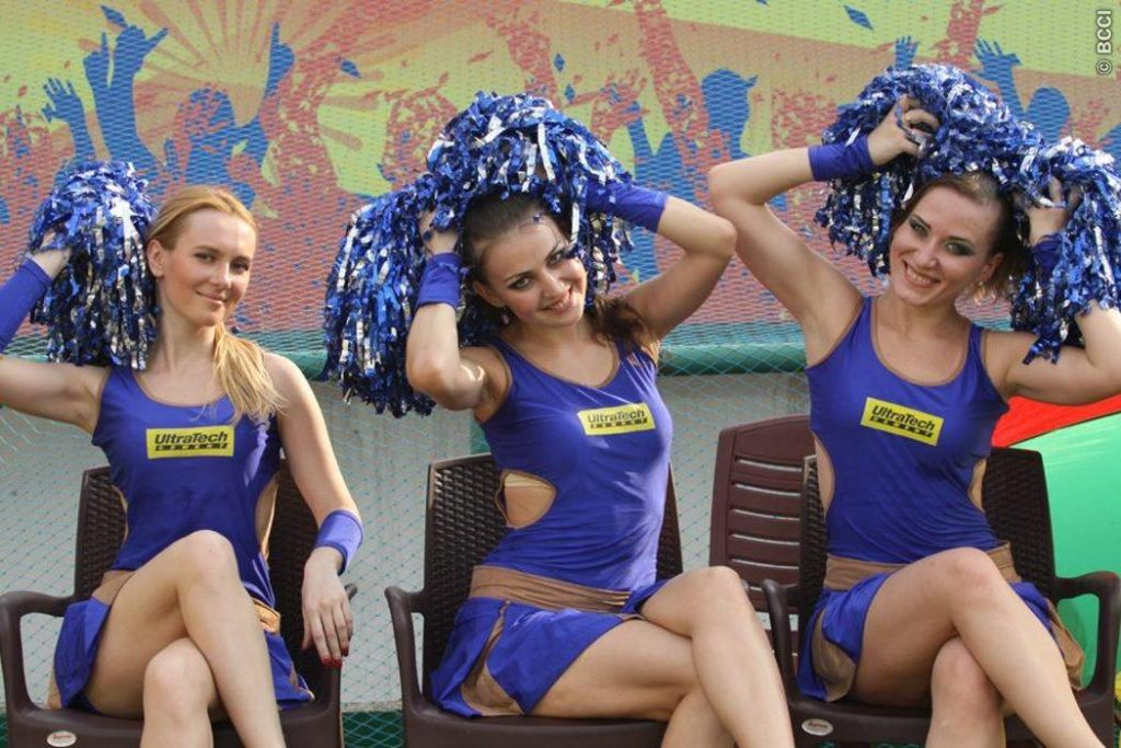 Rajsthan Royals Cheerleaders