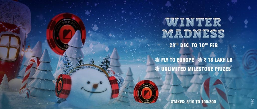 Winter madness offer