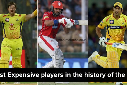 List of Highest Paid IPL Players