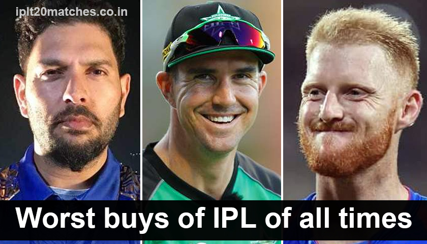 Worst Buys of IPL of All Times