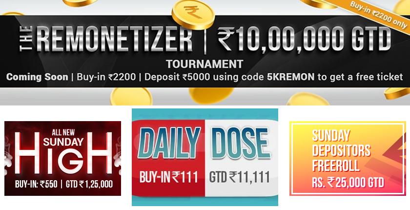 pokerhigh tournaments