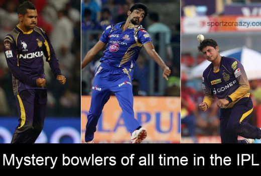 Mystery Bowlers Of All Time In The IPL