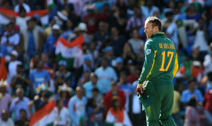 AB De Villiers retirement