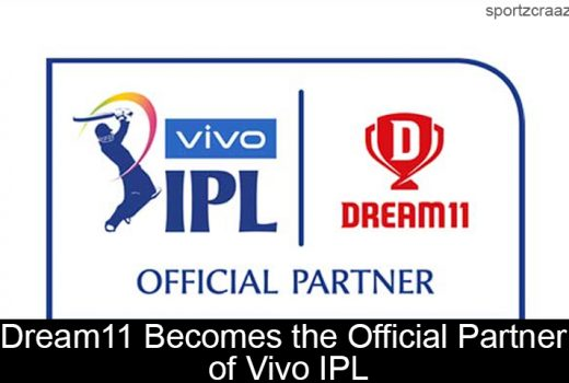 Dream11 Becomes the Official Partner of Vivo IPL