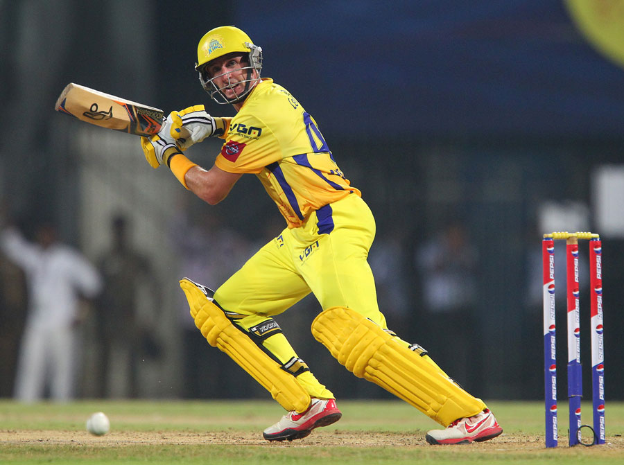 Mike Hussey in CSK