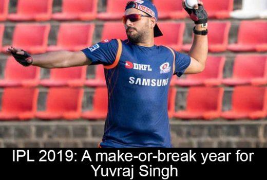 Yuvraj Singh in MI