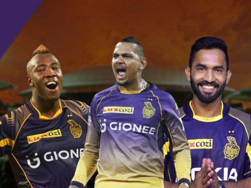 KKR Strong Contender in IPL 2019