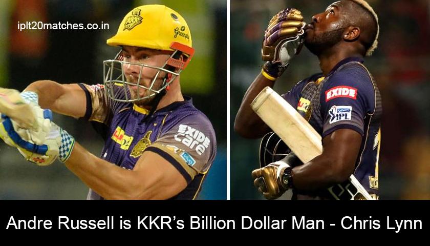 Andre Russell KKR's Billion Dollar Man