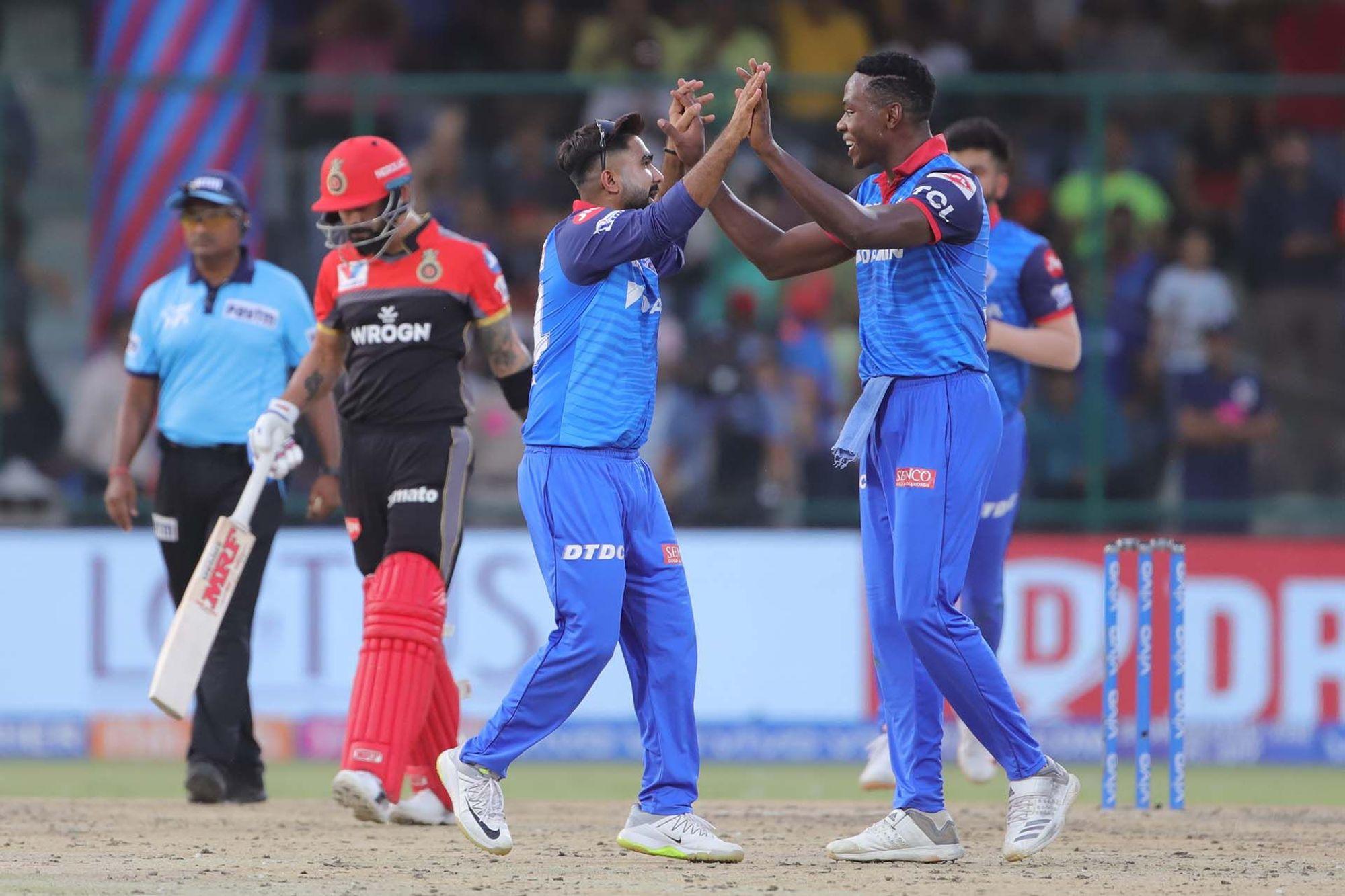DC vs RCB Match Summary | Match 46 - VIVO IPL 2019
