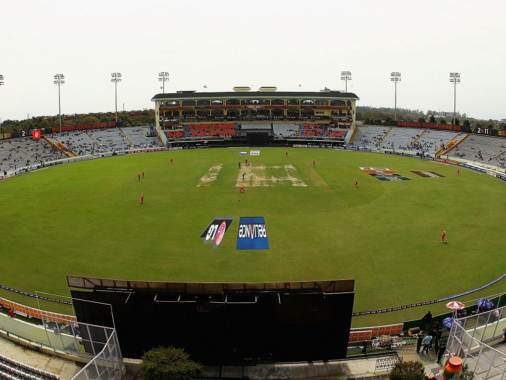 IS Bindra stadium, Punjab