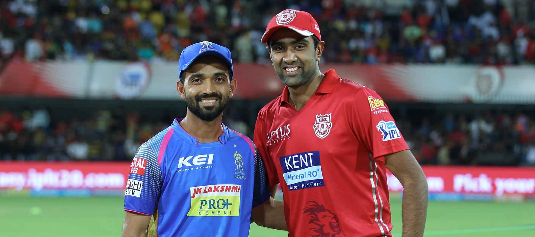 KXIP VS RR Match Prediction