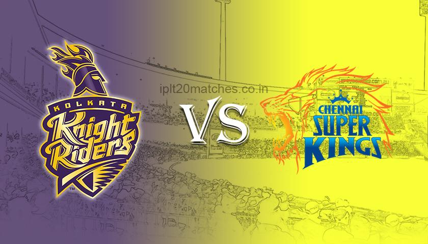 Kolkata Knight Riders vs Chennai Super Kings Dream 11 match prediction
