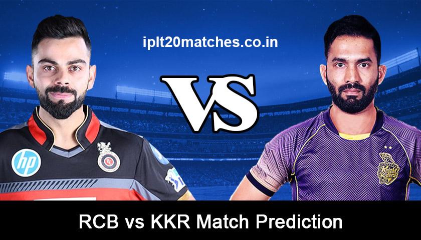IPL 2019   Match 17: KKR Vs RCB Match Prediction ...