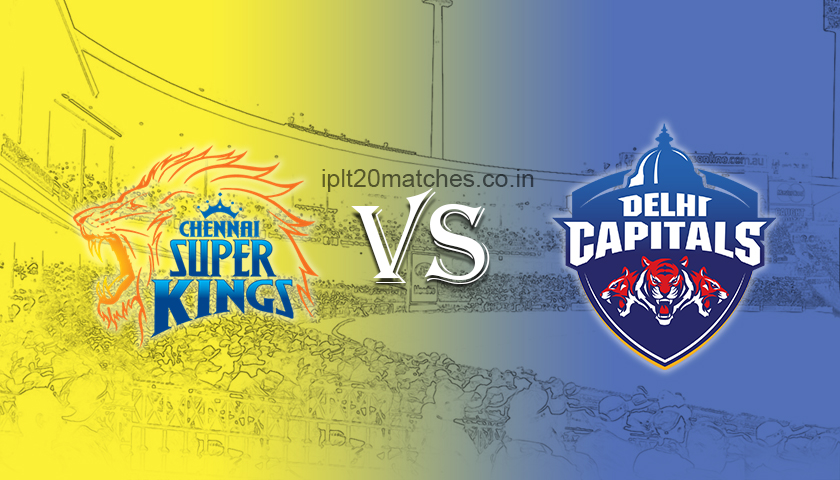 CSK vs DC Match Prediction