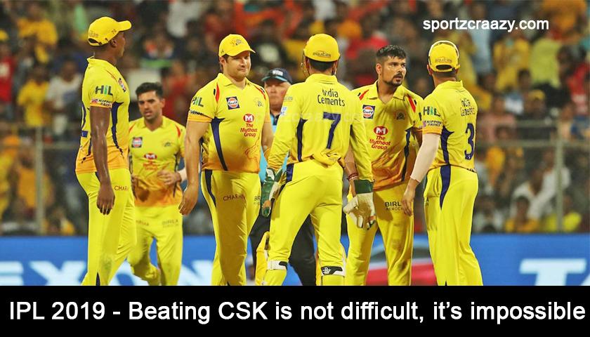 CSK Vs RR Match Summary