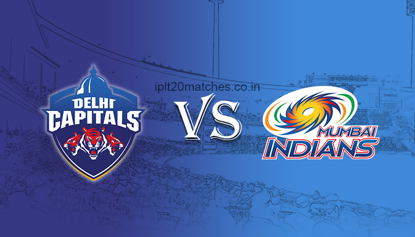 DC Vs MI Dream 11 prediction