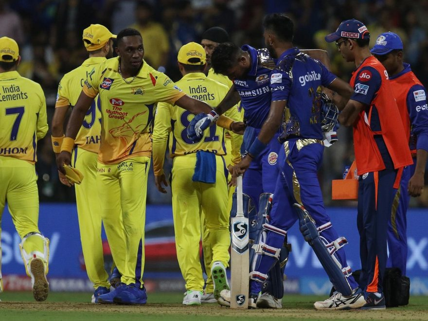5 Players Who Have Player For Both MI and CSK in IPL