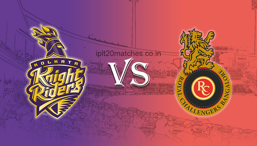 KKR vs RCB Dream 11 Prediction