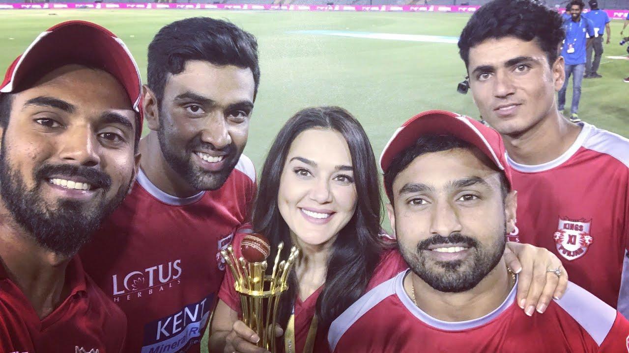 Kings XI Punjab:-