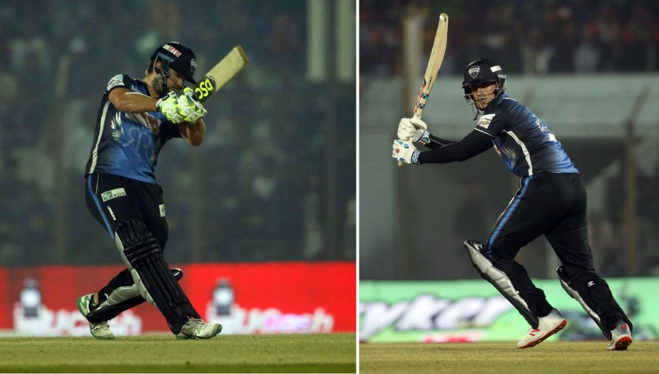 Two Players From The Same Side Scored Hundred In T20