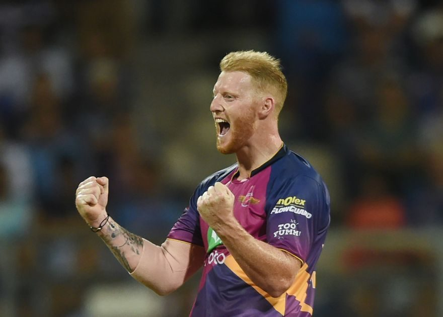 Ben Stokes in Overseas players in IPL