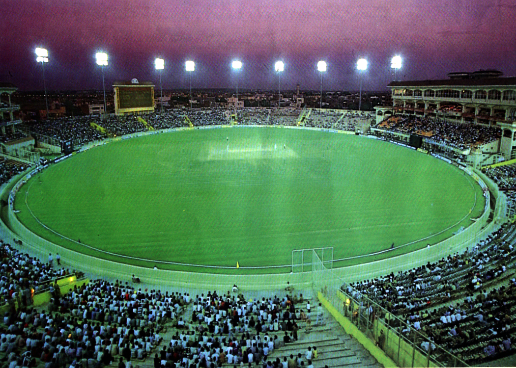 IS Bindra stadium