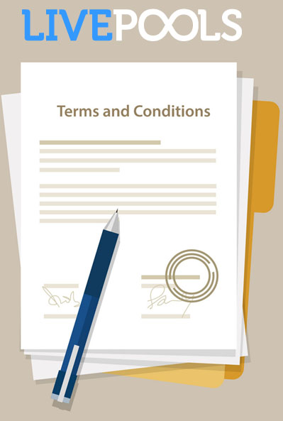 Livepools Terms and Conditions