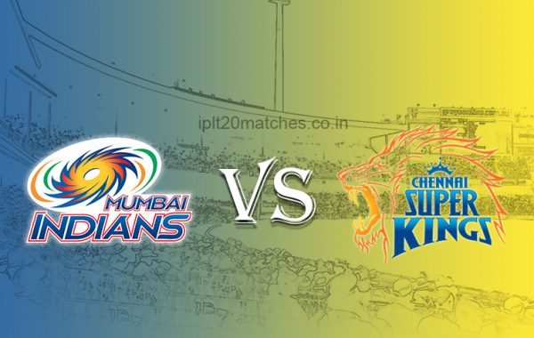 MI Vs CSK IPL Final Match Prediction