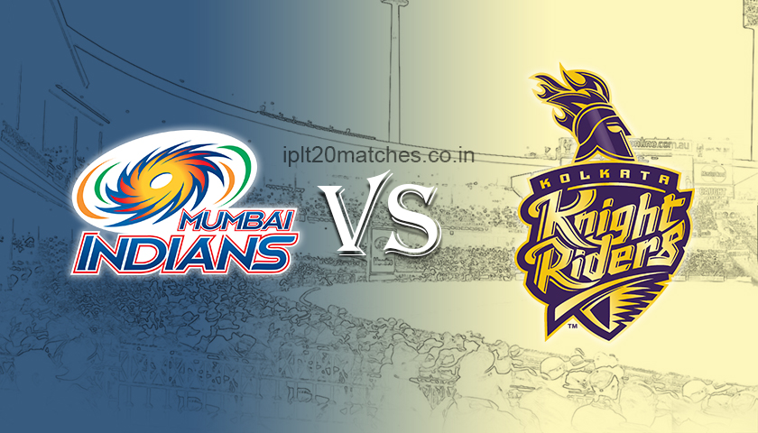 MI vs KKR Match Prediction